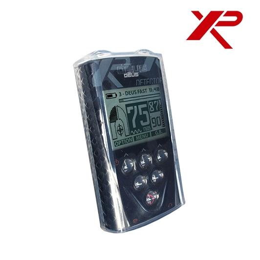 protection silicone transparente telecommande detecteur de metaux xp deus orx