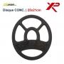 Disque XP 25x21cm Concentrique de 18 khz
