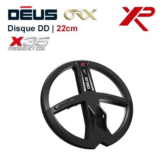 Disque de 22,5 cm X35 pour XP Orx et Deus