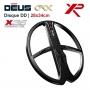 Disque 28X34 cm X35 pour detecteur de metaux XP Deus et ORX