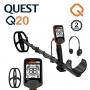 Detecteur de metaux Quest Q20