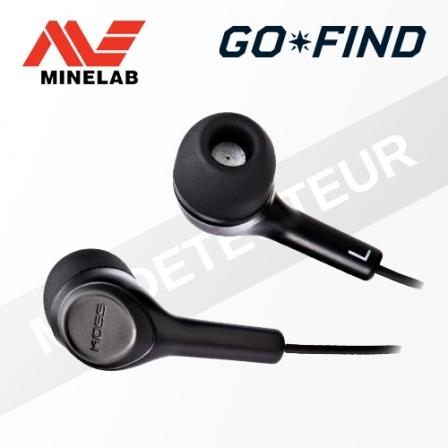 Écouteurs Go-Find Minelab