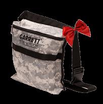 Sacoche à trouvailles Garrett qui vous accompagnera lors vos sorties avec votre detecteur de metaux